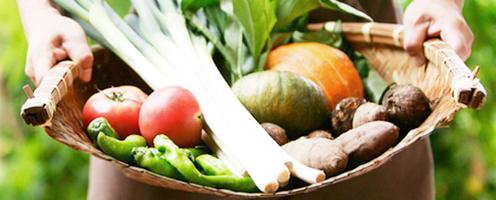 業務用野菜の配送